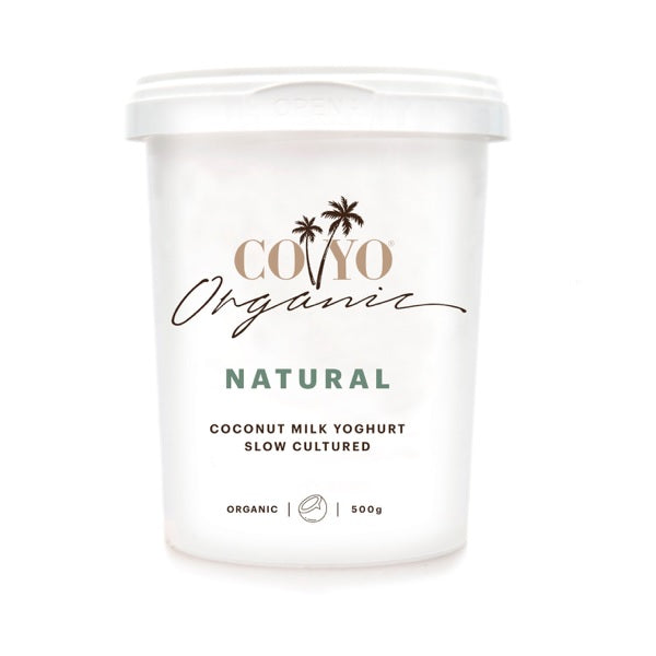 Coyo Yoghurt Natural 500g
