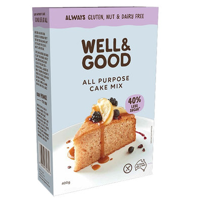 Well & Good - All Purpose Cake Mix 450g