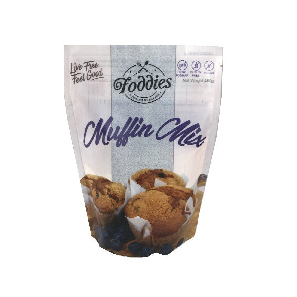 Foddies Mixes - Plain Muffin 460g