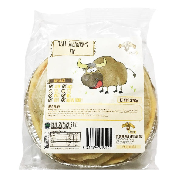 Silly Yaks Shepherds Pie 270g