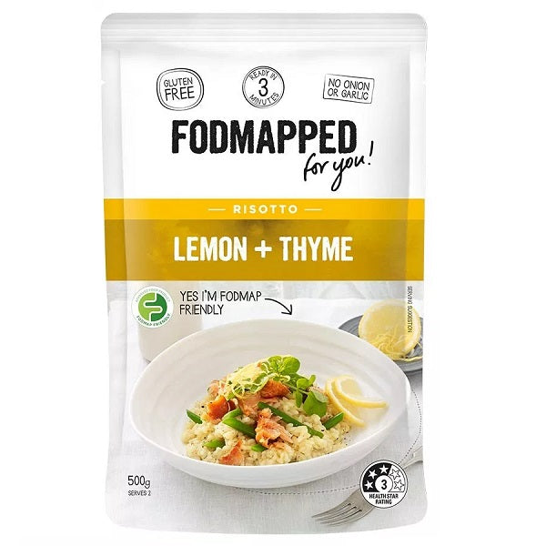 Fodmapped Risotto - Lemon Thyme 500g