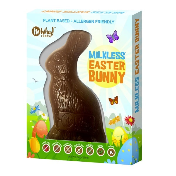 No Whey Milkless Easter Bunny 68g