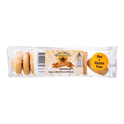 Busy Bees Shortbread 180g
