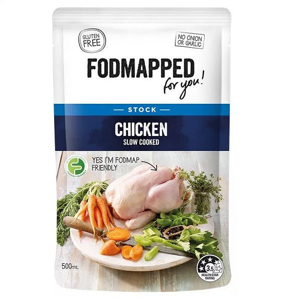 Fodmapped Chicken Stock 500ml