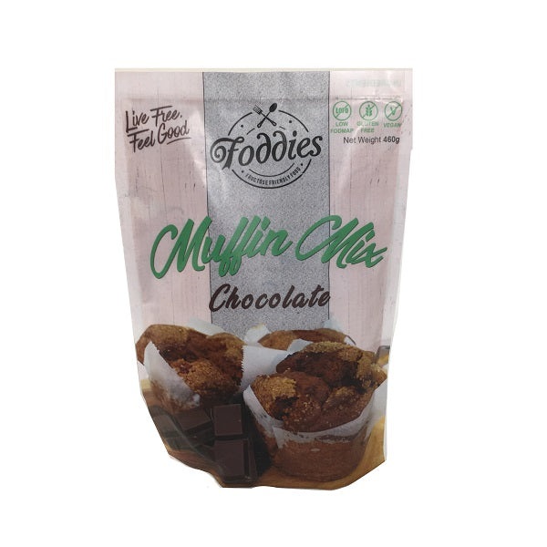 Foddies Mixes - Chocolate Muffin 460g