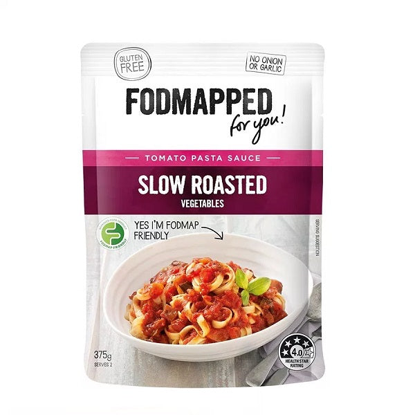 Fodmapped Sauce - Slow Roasted Vegetable 375ml