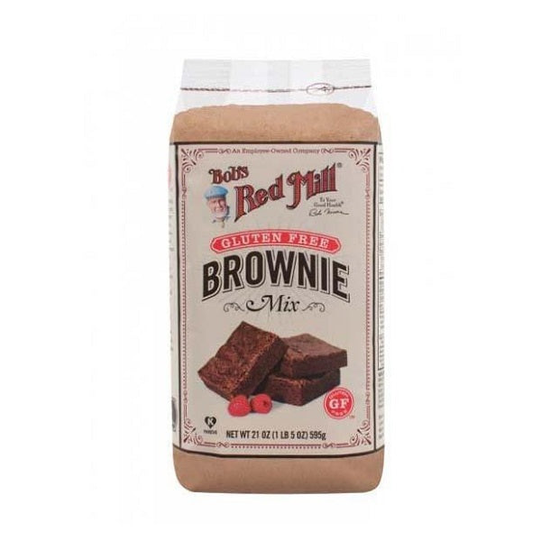 Bobs Red Chocolate Brownie Mix 595g