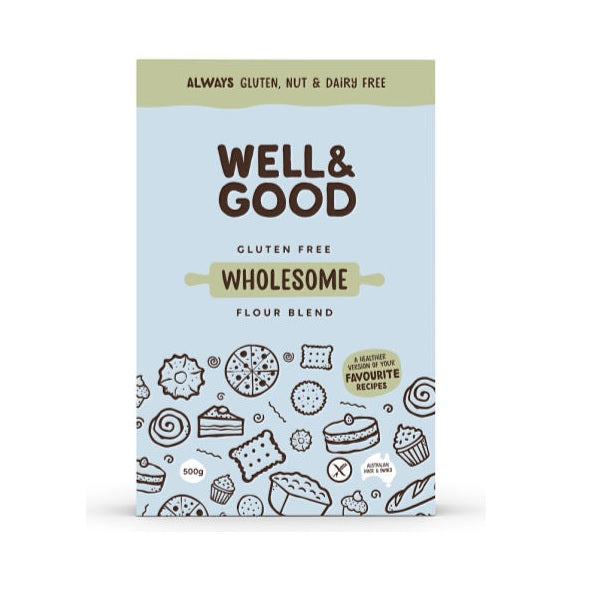 Well & Good - Flour Wholesome Blend 400g