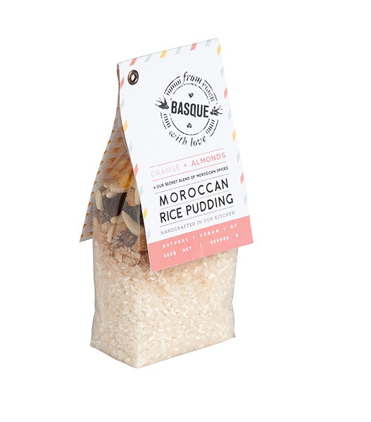 From Basque With Love - Moroccan Rice Pudding 325g