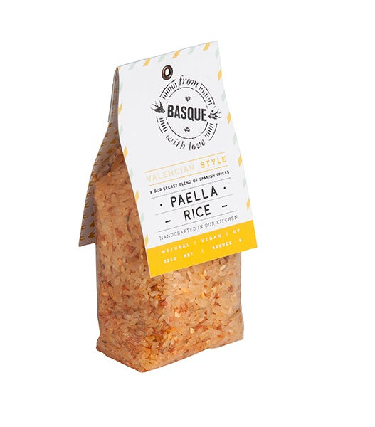 From Basque With Love - Paella Rice 325g