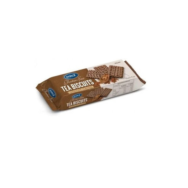 Eskal Tea Biscuit Chocolate 200g