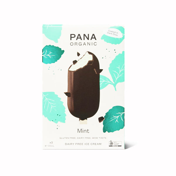 Pana Icecream - Sticks - Mint 3 Pack
