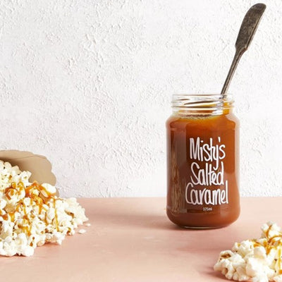 Misty's - Salted Caramel 375ml