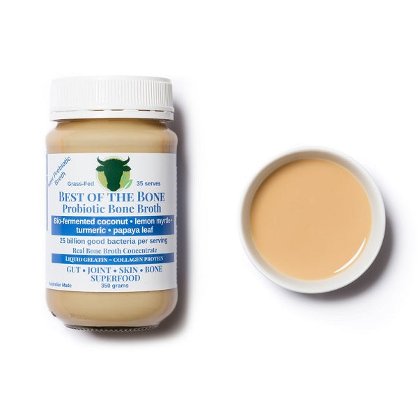 Best Of The Bone Broth Concentrate - Probiotic 350g