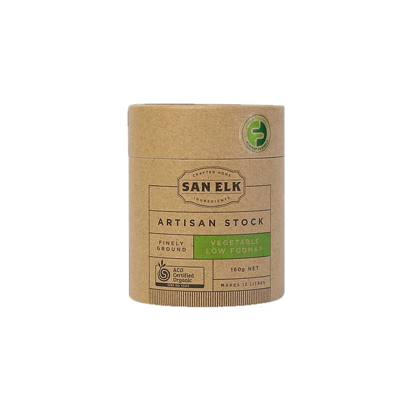 San Elk Stock Low FODMAP 160g