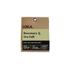 Loka Keto Crackers - Rosemary and Sea Salt 160g