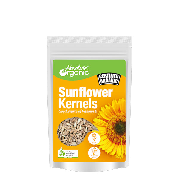 Absolute Organic - Sunflower Kernels 150g