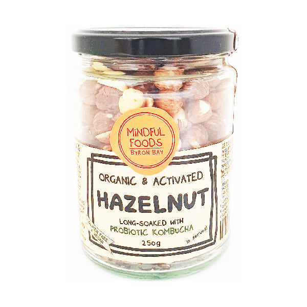 Mindful Foods - Activated Hazelnuts 200g