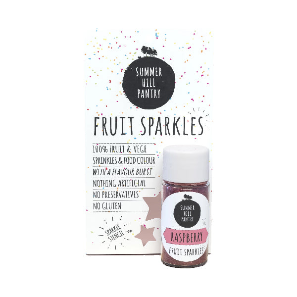 Summer Hill Pantry - Sparkles - Raspberry 12g