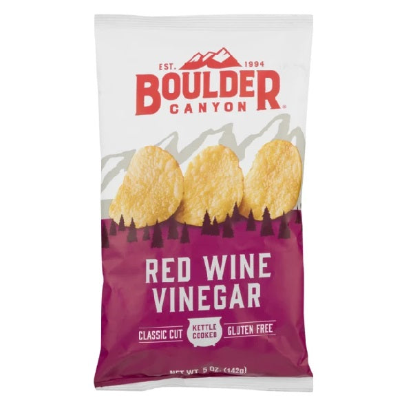 Boulder Canyon Red Wine Vinegar 142g