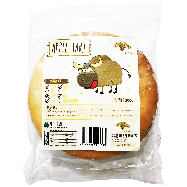 Silly Yaks Apple Tart 200g