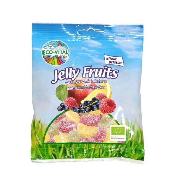 Eco Vital Jelly Fruits 100g