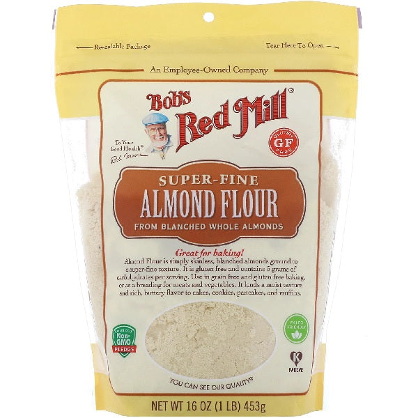 Bobs Red Mill Almond Meal/Flour 453g