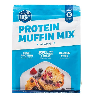 The Protein Bread Co - Muffin Mix 340g