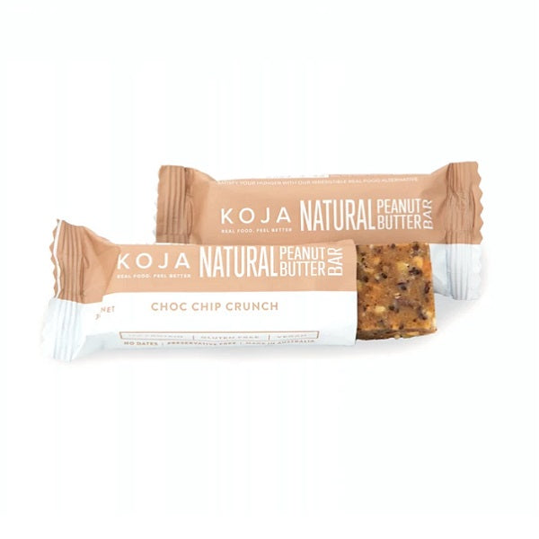 Koja Bar Protein Choc Chip Crunch 30g