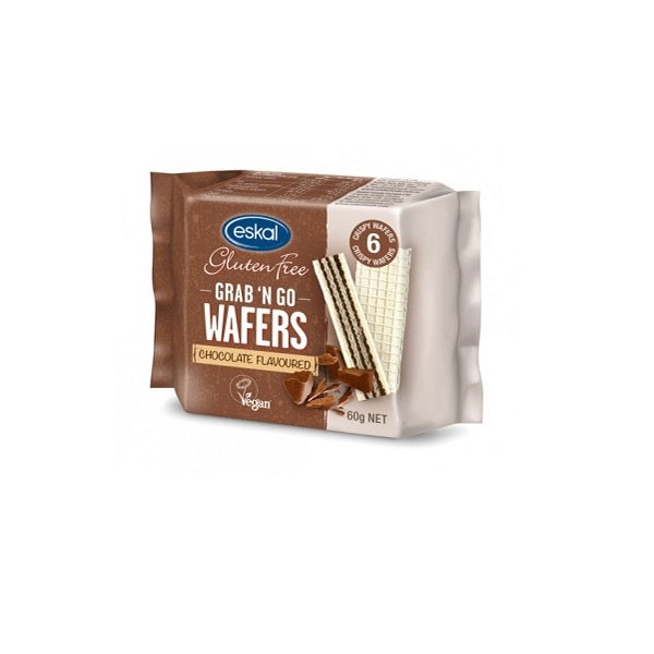 Eskal Wafer - Grab N Go - Chocolate 60g