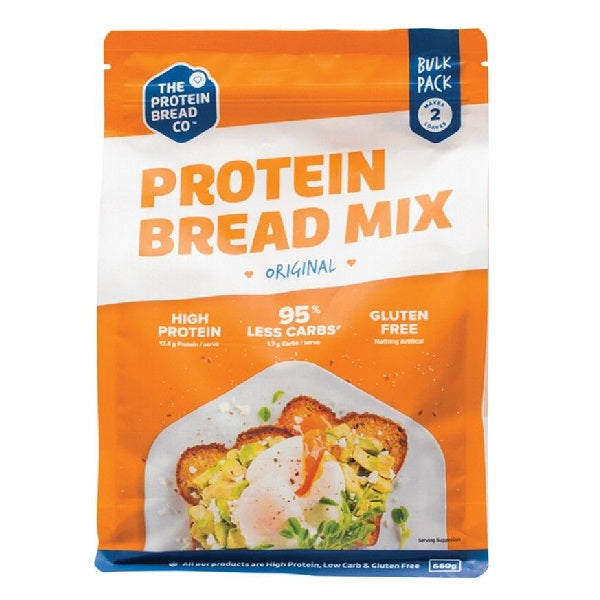 The Protein Bread Co - Bread - Original Mix 320g