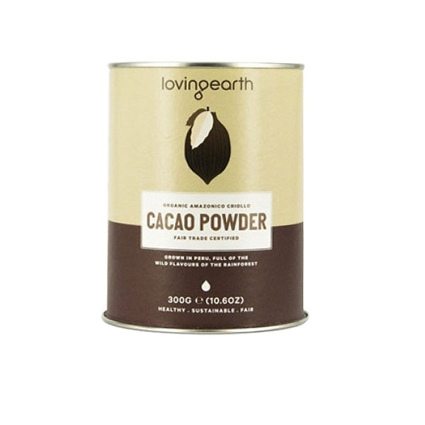 Loving Earth Cacao Powder 300g