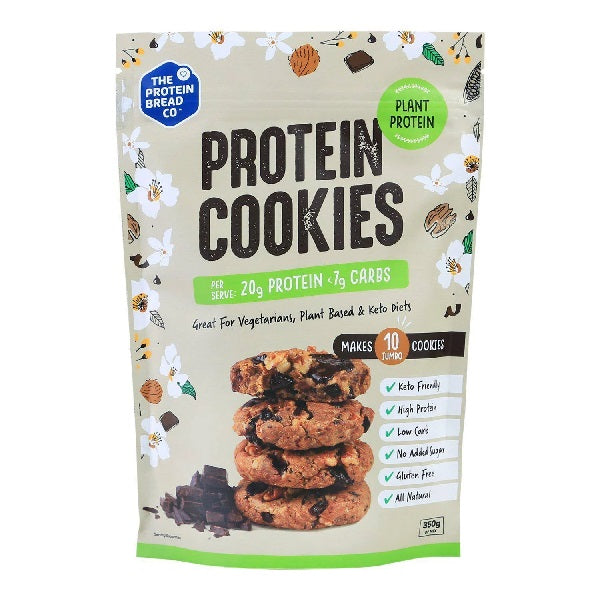 The Protein Co - Plant - Cookie Mix 350g