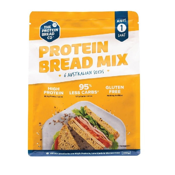 The Protein Bread Co - Bread - Seed Mix 320g