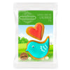 Adri's Gingerbread - Iced Bird & Heart 25g
