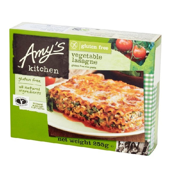 Amys Vegetable Lasagne 255g