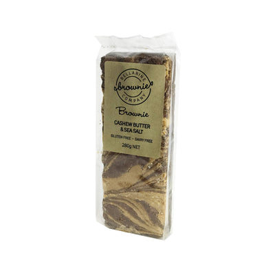 Bellarine Brownie Co - Cashew Butter & Sea Salt 280g