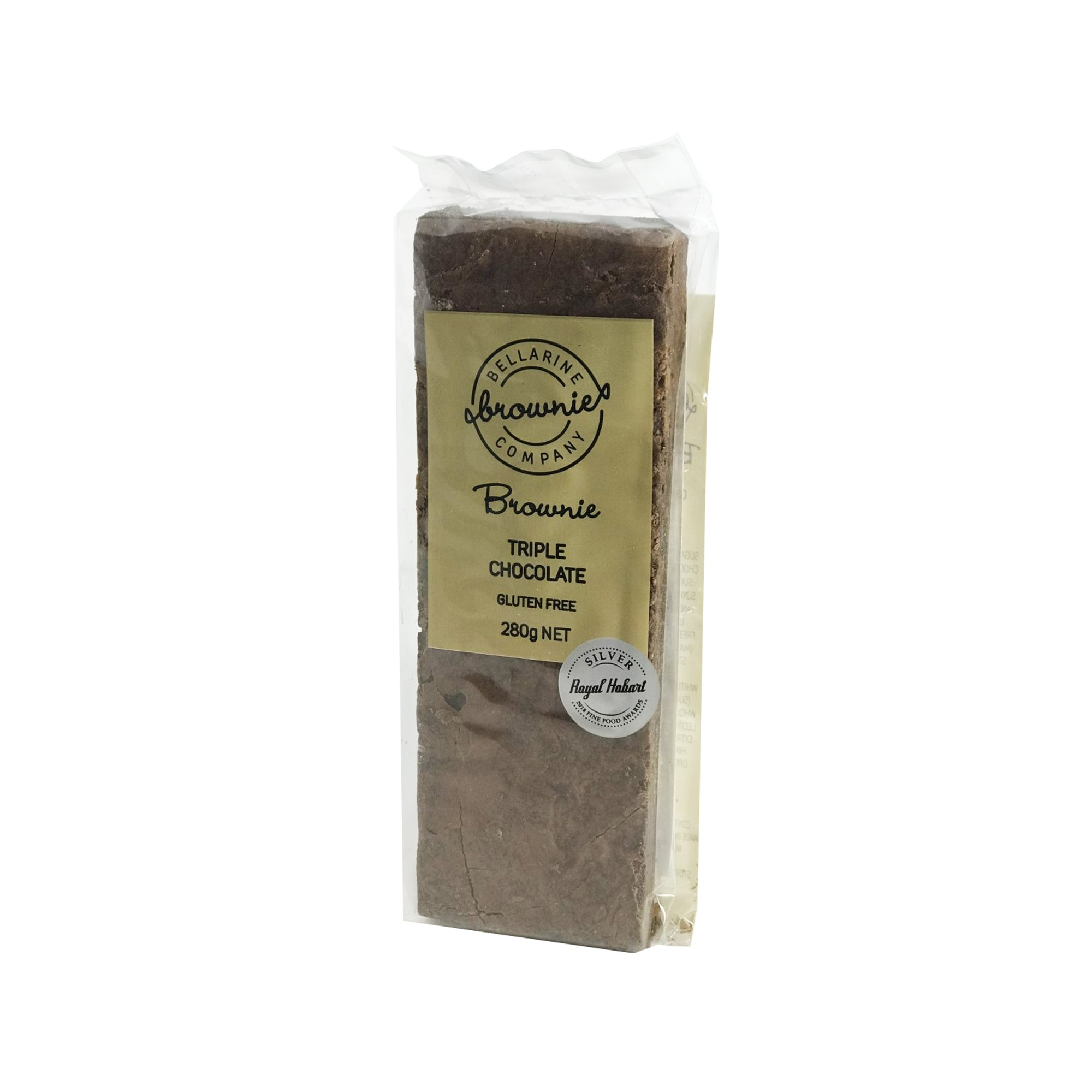 Bellarine Brownie Co - Triple Chocolate 280g