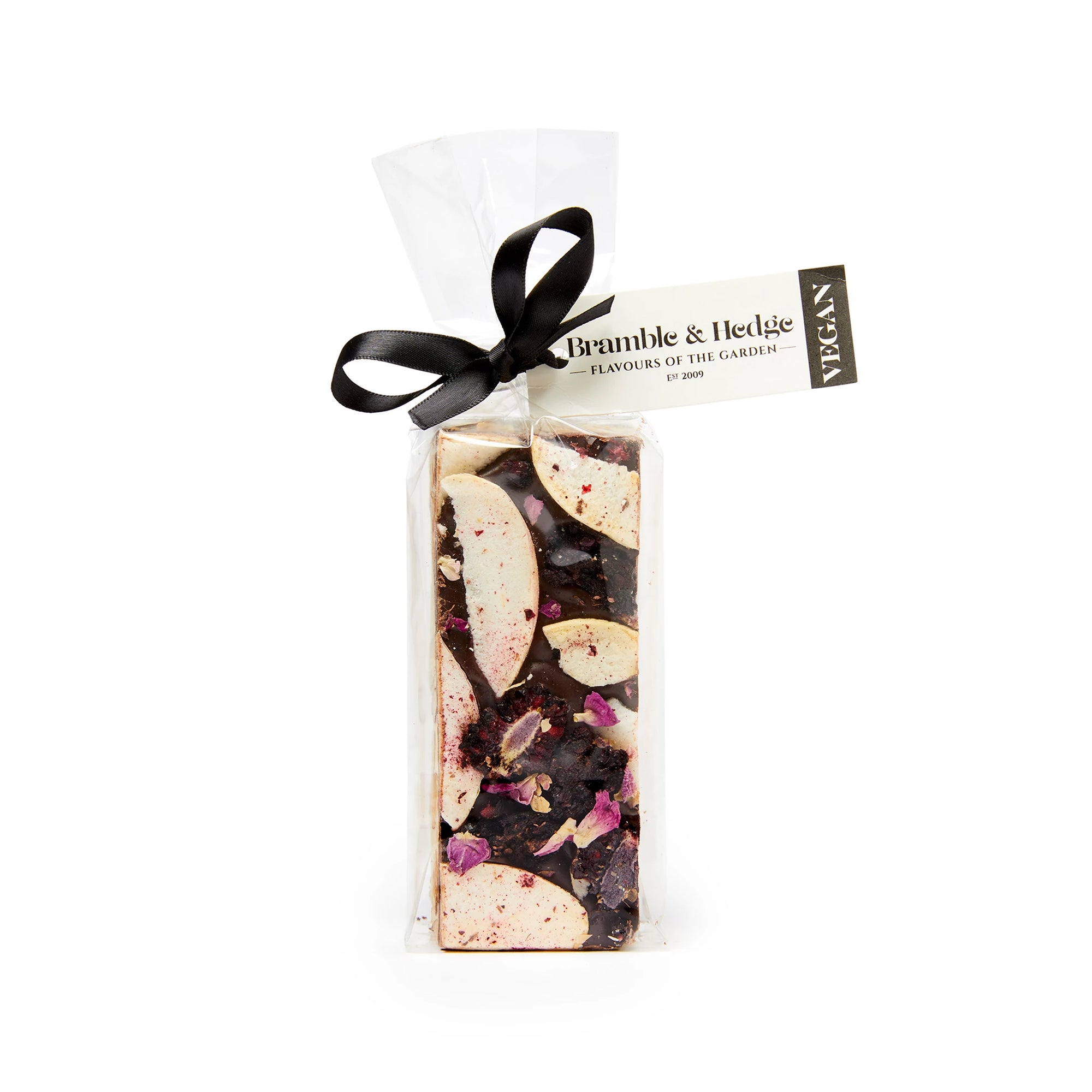 Bramble & Hedge - Vegan Nougat - Apple & Blackberry 150g