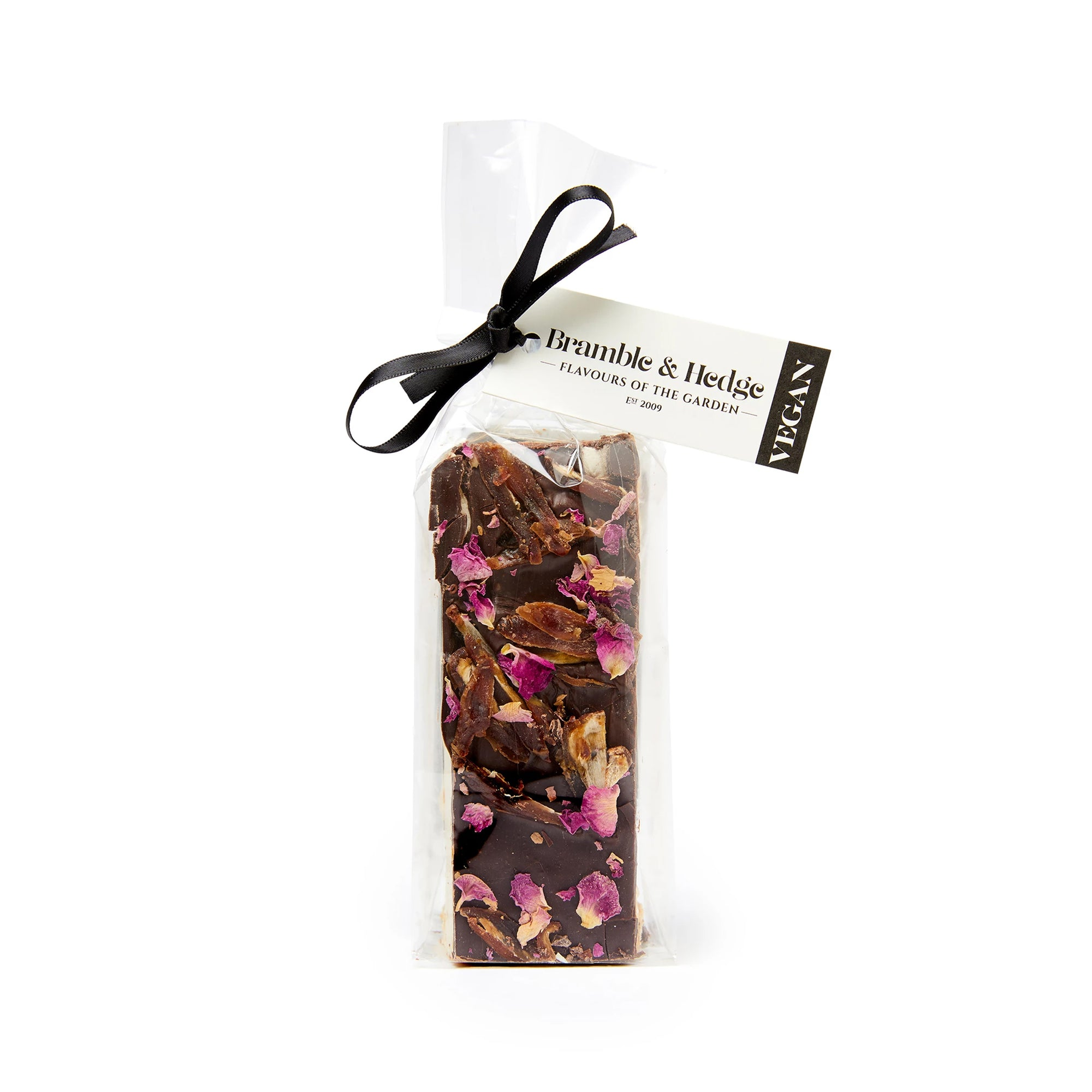 Bramble & Hedge - Vegan Nougat - Sticky Date & Caramel 150g