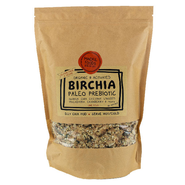 Mindful Foods - Birchia Paleo 250G