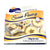 Gluten Free Bakery Sweet Pastry Sheets (4) 740g