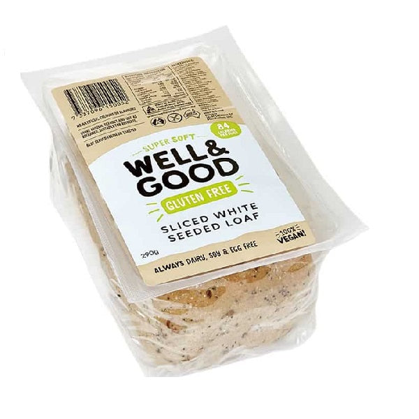 Well and Good Bread Small Seed Loaf 290g