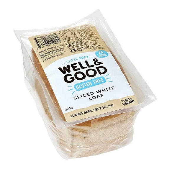 Well and Good Bread Small White Loaf 290g