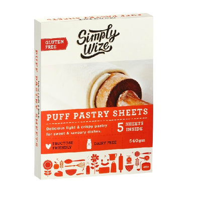 Simply Wize Puff Pastry 540g