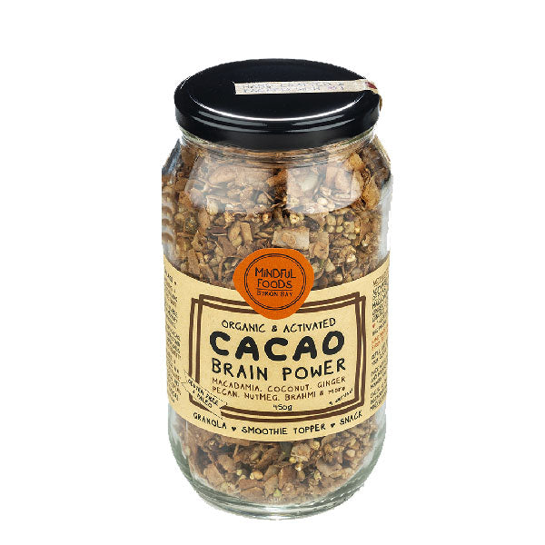 Mindful Foods - Cacao Brain Power 450G