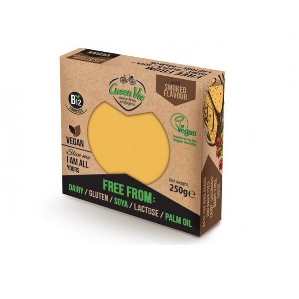 Green Vie Gouda Block 250g