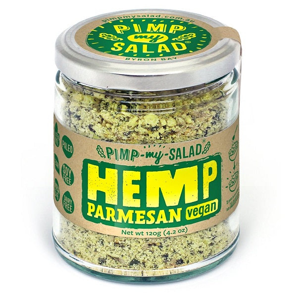 Extra-Ordinary Parmesan Hemp 120g