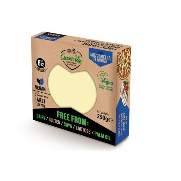 Green Vie Mozzarella Block 250g