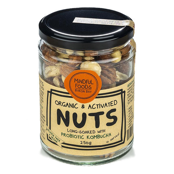 Mindful Foods - Mixed Nuts 200G